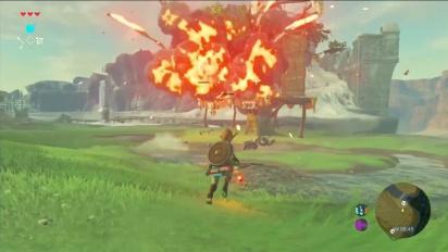 The Legend of Zelda: Breath of the Wild - Arrow Types -pelikuvaa