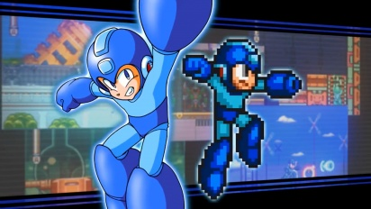 Mega Man Legacy Collection 2 - paljastustraileri