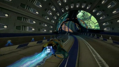 Wipeout Omega Collection - julkaisutraileri