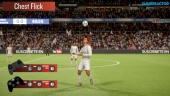 The Ten Best Skill Moves in FIFA 18