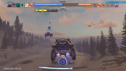 Onrush - Multiplayer-pelikuvaa 1