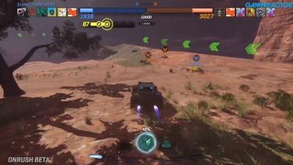 Onrush - Multiplayer-pelikuvaa 2