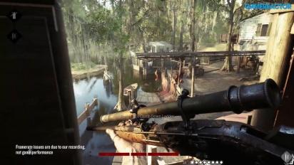 Hunt: Showdown - Pelataan Crytekin kanssa