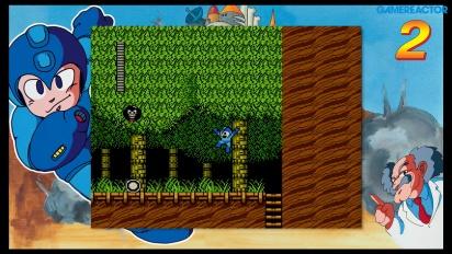 Mega Man Legacy Collection - Mega Man II -pelikuvaa Switchiltä