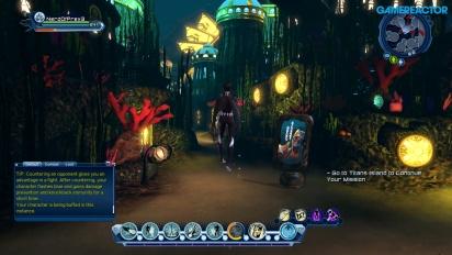 DC Universe Online for Nintendo Switch - kommentoitua pelikuvaa