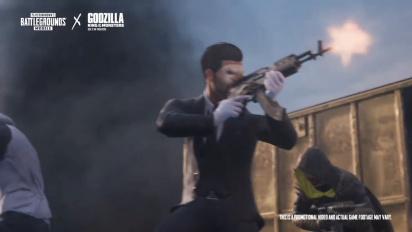 PUBG Mobile - Team Deathmatch -traileri
