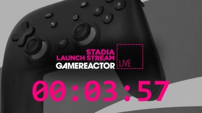 GR Liven uusinta: Stadia Launch Stream