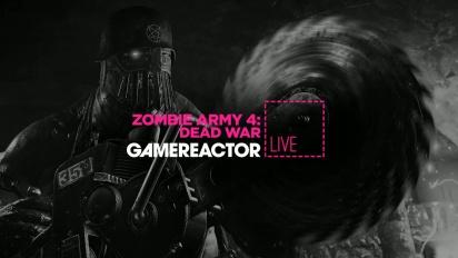 GR Liven uusinta: Zombie Army 4: Dead War