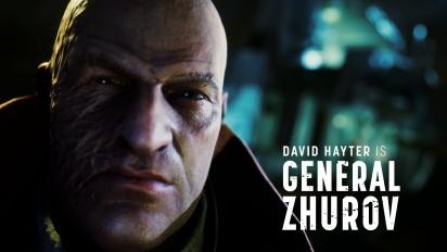 Phantom: Covert Ops - David Hayter is General Zhurov