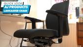 Nopea katsaus - AJ Products: Lancaster Chair