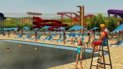 Rollercoaster Tycoon 3: Complete Edition - julkistustraileri