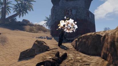 Rust - Console Edition -julkaisupäivän traileri