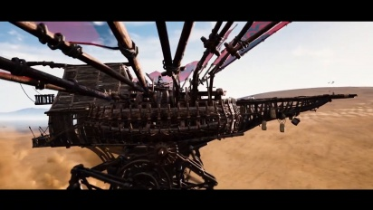 Last Oasis - Xbox Game Preview -traileri