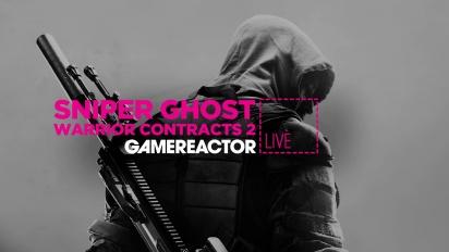 GR Liven uusinta: Sniper Ghost Warrior Contracts 2
