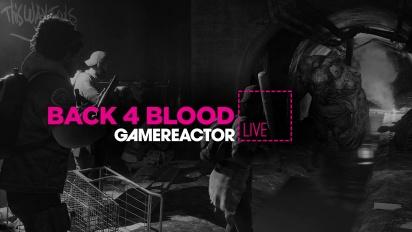 GR Liven uusinta: Back 4 Blood - Closed Beta