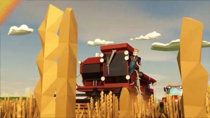 Farming Life - Release Date Announcement Traileri