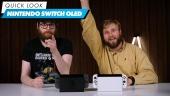 Nopea katsaus - Nintendo Switch OLED
