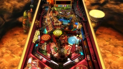 Pinball FX 2 / Zen Pinball 2 - Shaman Table Trailer