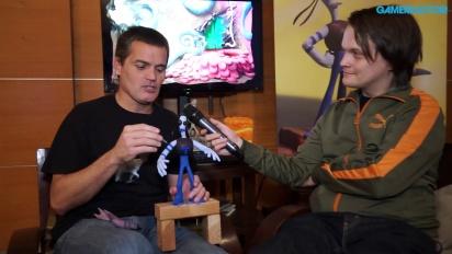 Armikrog - Mike Dietzin haastattelu