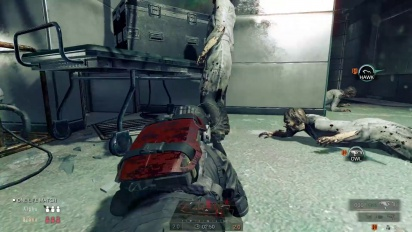 Umbrella Corps Gameplay Video