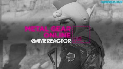 GR Live -uusinta: Metal Gear Online