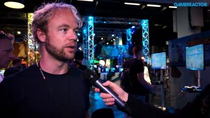 Rive - haastattelussa Martijn Reuvers