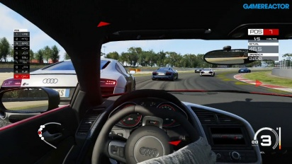 Assetto Corsa - Audi R8 Barcelona (Xbox One)