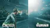 Quantum Break - 4K-videovertailu