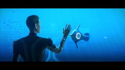 Subnautica - elokuvallinen traileri