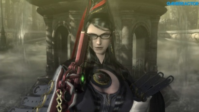 Bayonetta - Central Station Nintendo Switch -pelikuvaa