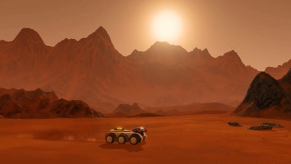 Surviving Mars - Mystery-traileri