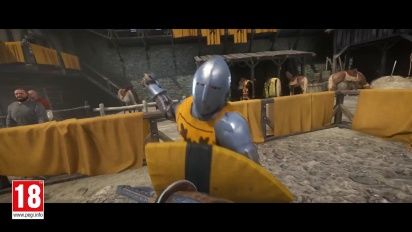 Kingdom Come: Deliverance - A Blacksmith's Tale -traileri