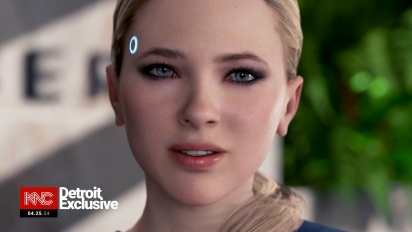 Detroit: Become Human - Chloe Interview