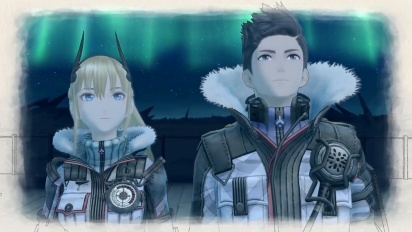 Valkyria Chronicles 4 - Squad E Reporting for Duty -traileri