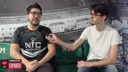 Faceit Minor (Americas) - Bit haastattelussa