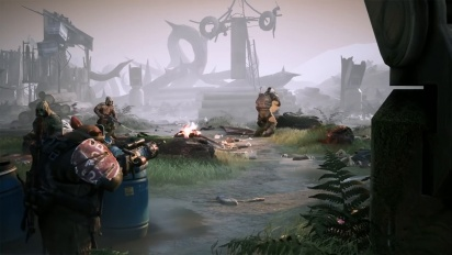 Mutant Year Zero: Road to Eden - Tactical Combat With a Twist -traileri