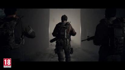 The Division 2 - Enter The Dark Zone -traileri