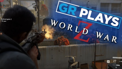 Gamereactor pelaa - World War Z