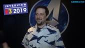 Marvel's Avengers - Noah Hughes haastattelussa