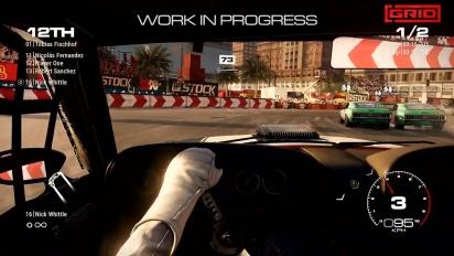 Grid - Gamescom-traileri