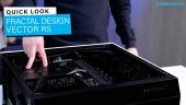 Nopea katsaus - Fractal Design Vector RS