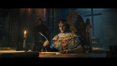 Assassin's Creed Valhalla - elokuvallinen julkistustraileri
