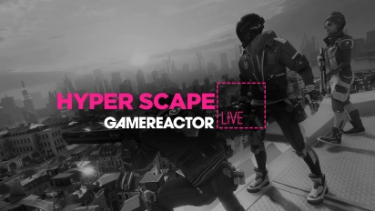 GR Liven uusinta: Hyper Scape - Technical Test
