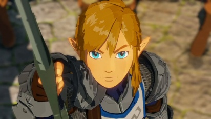 Hyrule Warriors: Age of Calamity - A story 100 years before The Legend of Zelda: Breath of the Wild Traileri