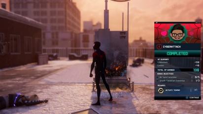 Spider-Man: Miles Morales - Spider-Man: Into the Spider-Verse -pukupaljastus