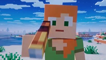 Minecraft - Caves & Cliffs: Part I Update -traileri