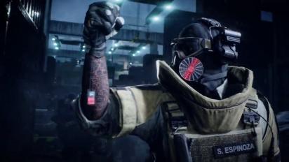 Battlefield 2042 - paljastustraileri