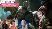 Marvel's Avengers: War of Wakanda - Debra Wilson, Erica Luttrell ja Dave Fennoy haastattelussa