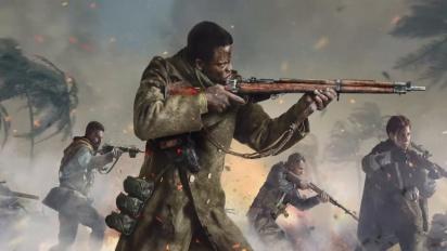 Call of Duty: Vanguard - ensimmäinen pätkä