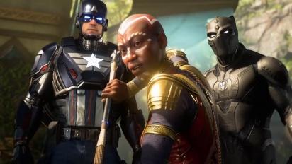 Marvel's Avengers - War Table for Wakanda